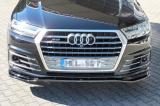 Spoiler pod predný nárazník Audi SQ7 Mk.2 2016-2019 Audi Q7 S-Line Mk.2 2015-2019