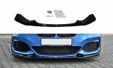 Spoiler pod predný nárazník BMW 1 F20/F21 M-Power FACELIFT 2015 -