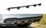 Stredový spojler pod zadný nárazník Audi SQ5 MkII 2017- Audi Q5 S-line MkII 2017-