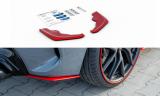 Bočné spojler pod zadný nárazník BMW 1 F40 M-Pack 2019-