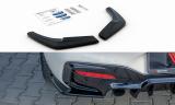 Bočné spojler pod zadný nárazník BMW 1 F20 Facelift M-power 2015-2019