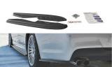Bočné spojler pod zadný nárazník BMW 3 E90 MPACK 2004- 2008