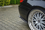 Bočné spojler pod zadný nárazník BMW 3 E92 M-PACK FACELIFT 2010- 2013