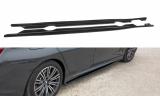 Nástavce prahov BMW 3 G20 M-pack 2019-