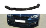Spoiler pod predný nárazník BMW 4 F32 M-PACK 2013 -