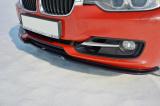Spoiler pod predný nárazník BMW 3 F30 2011- 2015
