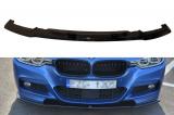 Spoiler pod predný nárazník BMW 3-SERIES F30 FL SEDAN M-SPORT (2015-2018)