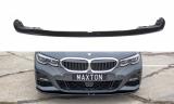 Spoiler pod predný nárazník BMW 3 G20 M-pack 2019-