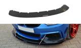Spoiler pod predný nárazník BMW 4 F32 M-PACK & M-Performance 2013 -