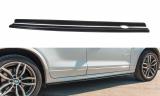 Nástavce prahov BMW X3 F25 M-Pack Facelift 2014- 2017