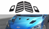 Ventilačné otvory kapoty Ford Focus ST-Line / ST 2018 -