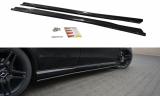 Nástavce prahov MERCEDES-BENZ E63 AMG W212  2009-2012