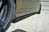 Nástavce prahov Mercedes S W221 AMG (long wheelbase) 2005 - 2013
