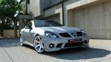 Predný nárazník Mercedes SLK-Class R171 Standard Versions 2004-2011