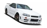 Kryty prahov Nissan Skyline R34 GTR Version 1998-2002