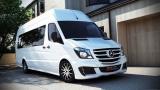 Predný nárazník Mercedes Sprinter mk2 facelift Standard Versions 2013 -