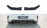 Bočné spojlery pod zadný nárazník Renault Megane IV RS 2018-