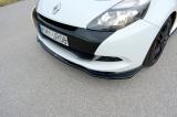 Predný spojler nárazníka RENAULT CLIO MK3 RS FACELIFT 2009- 2012