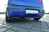 Bočné spojlery pod zadný nárazník SEAT IBIZA MK2 FACELIFT CUPRA 1999-2002