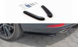 Bočné spojlery pod zadný nárazník Seat Leon Mk3 Cupra ST Facelift 2017 -