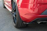 Bočné spojlery pod zadný nárazník Seat Leon Mk3 Cupra Facelift 2017-