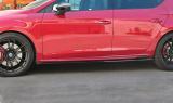 Nástavce prahov Seat Leon Mk3 Cupra/ FR Facelift 2017-
