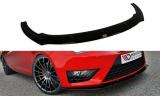 Predný spojler nárazníka Seat Ibiza IV cupra (6J) FACELIFT 2013 -