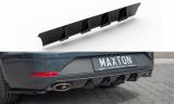 Stredový spojler pod zadný nárazník Seat Leon Mk3 Cupra ST Facelift 2017-