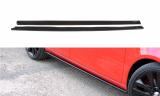 Nástavce prahov Škoda Fabia RS Mk2 2010-2014