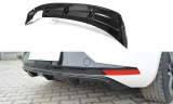 Stredový spojler pod zadný nárazník SEAT LEON III FR 2012-2016