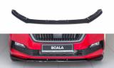 Predný spojler nárazníka Škoda Scala 2019 -