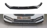 Predný spojler nárazníka Škoda Superb Mk3 Facelift 2019 -