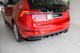 Stredový spojler pod zadný nárazník Škoda Scala 2019 -