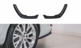 Bočné spojlery pod zadný nárazník Škoda Superb Mk3 Facelift Hatchback/Estate 2019-