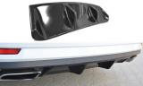 Stredový spojler pod zadný nárazník Škoda Superb IIILiftback & Estate 2015 -
