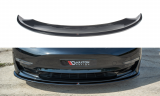 Predný spojler nárazníka Tesla Model 3 2017-