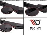 Predný spojler nárazníka Toyota Aygo standard version 2014 - Maxtondesign