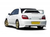 Zadný nárazník Subaru Impreza mk2 WRX version 2001-2002