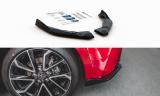 Bočné spojlery pod zadný nárazník Toyota Corolla XII Hatchback 2019-