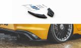 Bočné spojlery pod zadný nárazník VW Golf 8 2019-