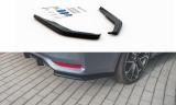 Bočné spojlery pod zadný nárazník Toyota Corolla XII Sedan 2019-