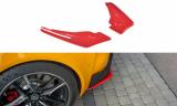 Bočné spojlery pod zadný nárazník Toyota Supra Mk5 2019-