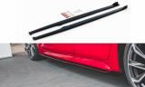 Nástavce prahov Toyota Corolla XII Hatchback 2019-