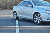 Nástavce prahov VW EOS 2005-2010