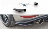 Bočné spojlery pod zadný nárazník VW Golf 7 GTI 2013-2016