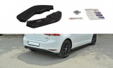 Bočné spojlery pod zadný nárazník VW Golf Mk7 Standard 2012- 2016