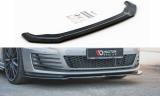 Predný spojler nárazníka Volkswagen Golf 7 GTI 2013-2016