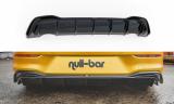 Stredový spojler pod zadný nárazník VW Golf 8 2019-