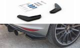 Bočné spojlery pod zadný nárazník Volkswagen Golf 7 GTI 2013-2016