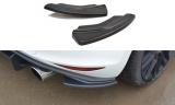 Bočné spojlery pod zadný nárazník VW Golf VII GTI 2012 -